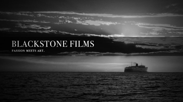 Blackstone Films, your one-stop shop for Promotional Video Production, Website Design and Graphic Design